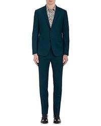 Paul Smith Kensington Wool Two Button Suit