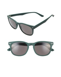 The Rail Austin 53mm Sunglasses
