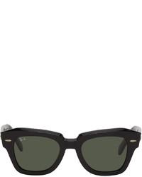 Ray-Ban Black State Street Sunglasses