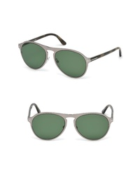 Tom Ford Bradburry 56mm Sunglasses
