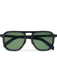 Native Sons  Bullitt Aviator Style Acetate Sunglasses