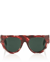 Celine Cline Aviator Sunglasses