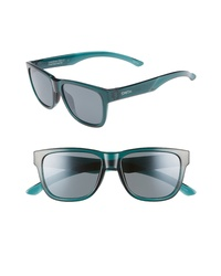 Smith Lowdown Slim 2 53mm Chromapop Polarized Square Sunglasses