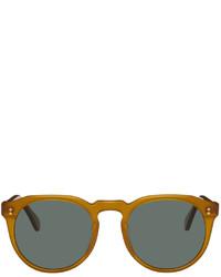 Raen Orange Remmy Sunglasses