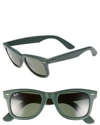 Ray Ban Wayfarer Leather Sunglasses  emerald youth foundation ray ban wayfarer leather sunglasses