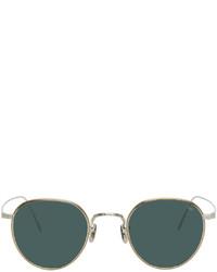 Eyevan 7285 Silver 539 Sunglasses