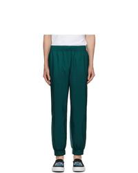 Kenzo Blue Technical Track Pants