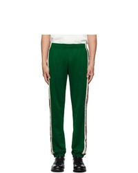 Gucci Green Cotton Lounge Pants