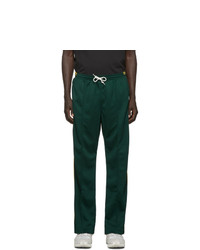 adidas Originals Green Tricot Track Pants