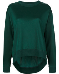 MM6 MAISON MARGIELA High Low Sweatshirt