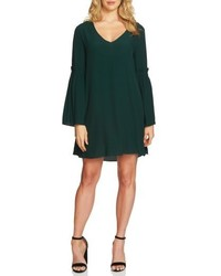 1 STATE 1state Bell Sleeve Swing Dress