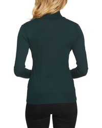 1 STATE 1state Cutout Turtleneck Top
