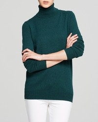 Bloomingdale's C By Turtleneck Cashmere Sweater