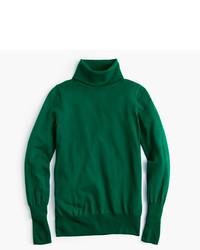 J.Crew Classic Turtleneck Sweater In Merino Wool