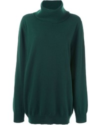 Dolce & Gabbana Ribbed Roll Neck Sweater