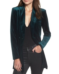 Endless Rose Velvet Blazer