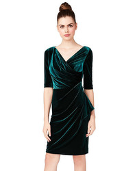 Betsey Johnson Velvet Vixen Dress