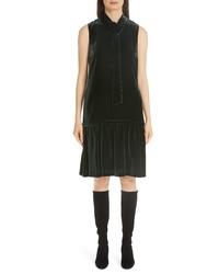 Lafayette 148 New York Abbie Velvet Dress