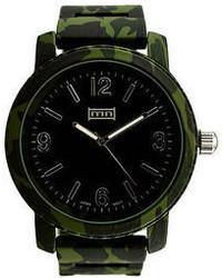 Dark Green Watch