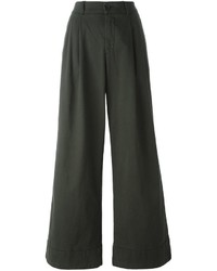 P a r o s h wide legged draped trousers medium 690631