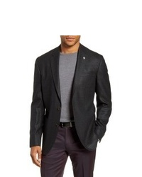 Ted Baker London Fit Solid Wool Sport Coat