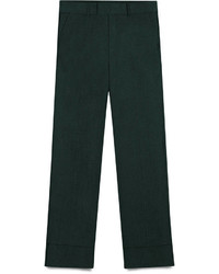 Gucci Wool Mohair Loose Pant