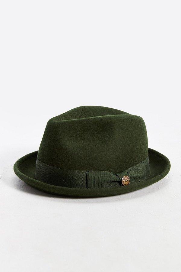 0649c3fa Goorin Bros. Good Boy Fedora Hat, $55 | Urban Outfitters | Lookastic.com