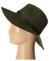 dbd76204207 ... San Diego Hat Company Wfh8017 Floppy With Pinch Crown And Double  Wrapped Faux Fur Leather Band