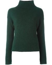 Cédric Charlier Turtleneck Sweater