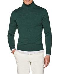 Suitsupply Fine Merino Wool Turtleneck Sweater