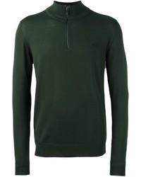 Etro Half Zip Sweater