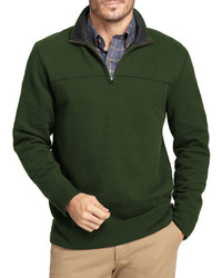 Arrow Sueded Fleece Quarter Zip Pullover