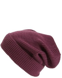 Phase 3 Stand Up Basket Knit Slouchy Beanie