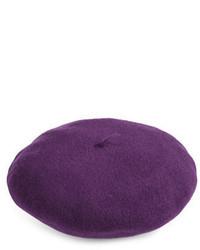 Parkhurst water repellent wool felt beret medium 342273
