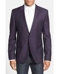 Dark Purple Blazer