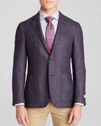 Canali Boucle Kei Classic Fit Sport Coat