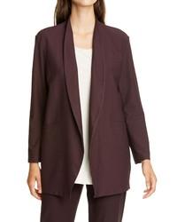 Eileen Fisher Cutaway Jacket
