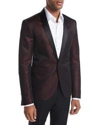 Tokyo lurex metallic tuxedo jacket medium 4948274