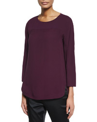 Dark purple blouse original 11350624