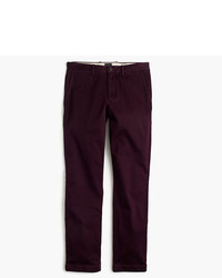 J.Crew 770 Straight Fit Pant In Stretch Chino