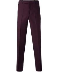 Alexander McQueen Piqu Trousers