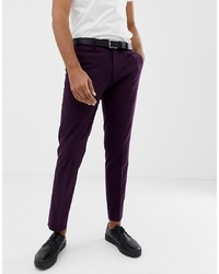 Jack & Jones Premium Slim Fit Suit Trouser With Stretch
