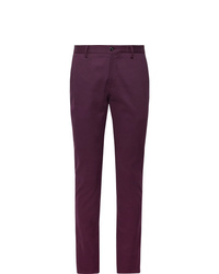 Etro Slim Fit Stretch Cotton Twill Chinos