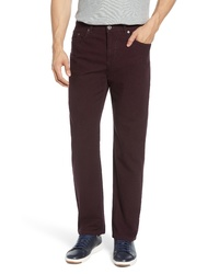 Brax Two Tone 20 Straight Leg Pants