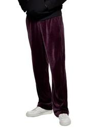 Topman Velour Pants