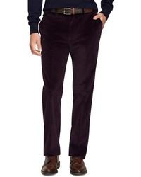 Brooks brothers regent fit stretch corduroy trousers medium 97796