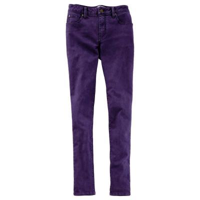 john baner jeanswear stretch skinny jeans in purple size 8. Black Bedroom Furniture Sets. Home Design Ideas