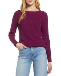 Halogen Cross Back Sweater