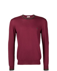 Etro Slim Fit Crew Neck Sweater