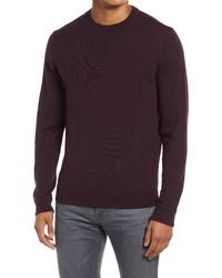 Nordstrom Washable Merino Crewneck Sweater